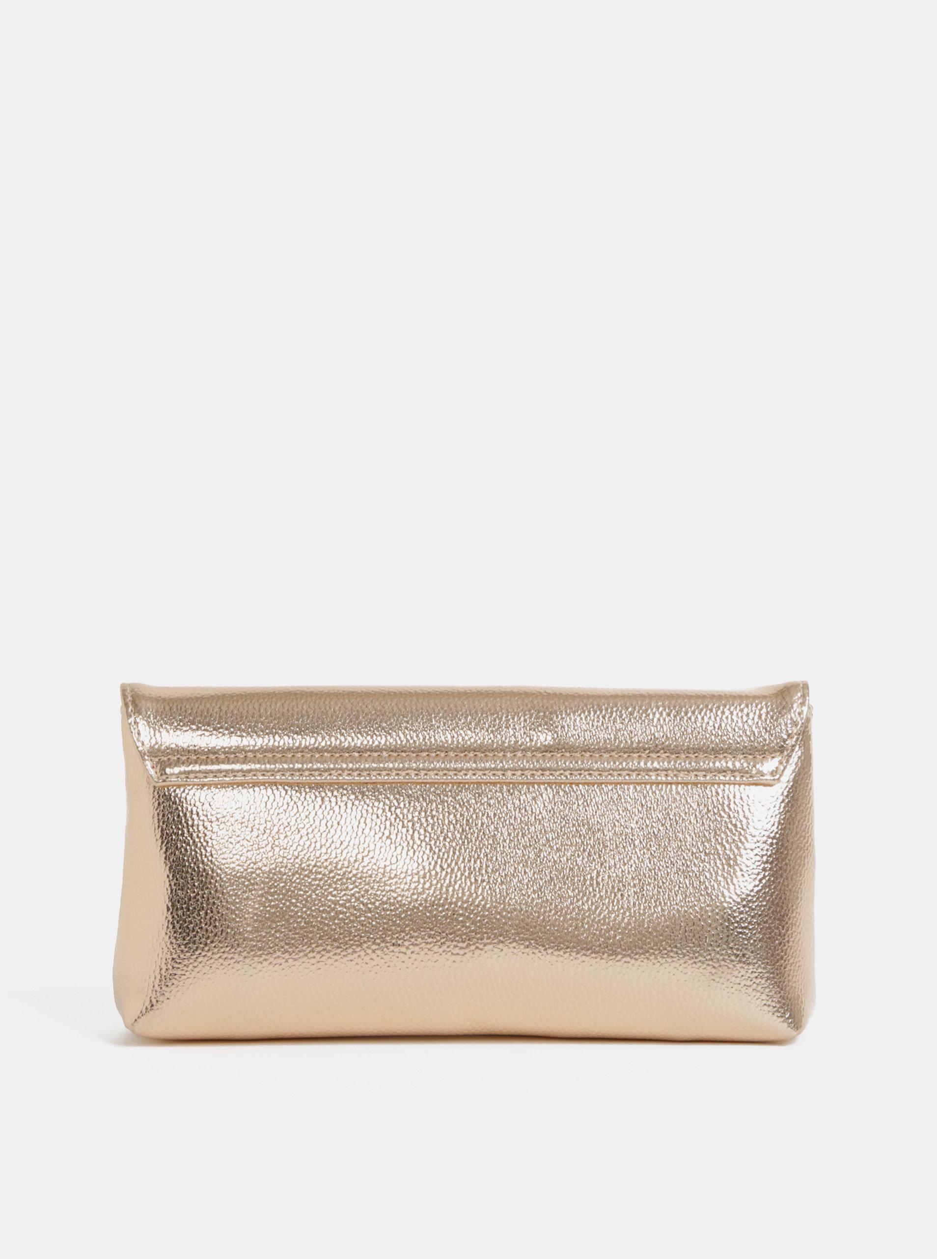 64936de453 Listová kabelka v ružovozlatej farbe Dorothy Perkins ...