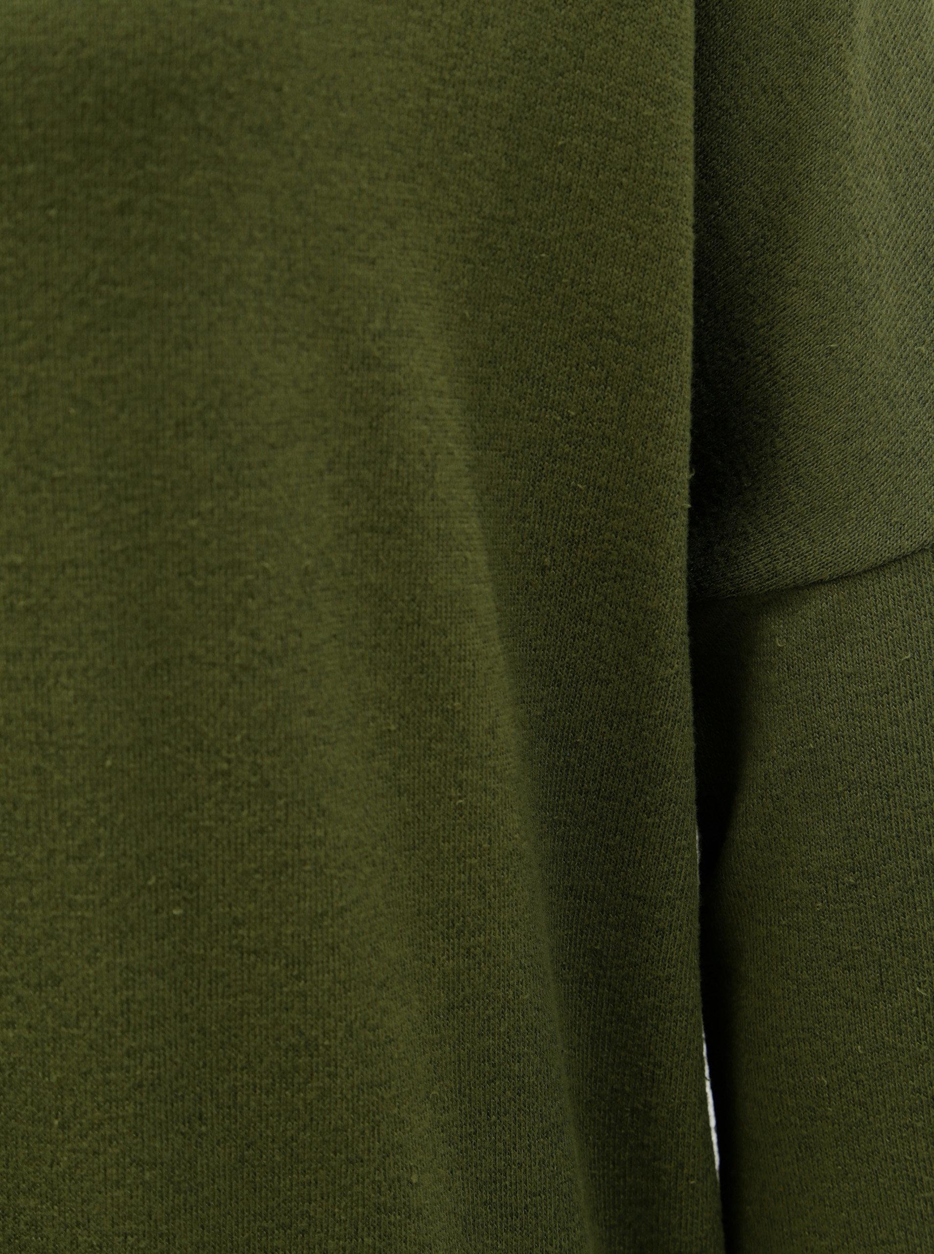 f7fb52a0e749 Kaki dlhé tričko VERO MODA Paya ...