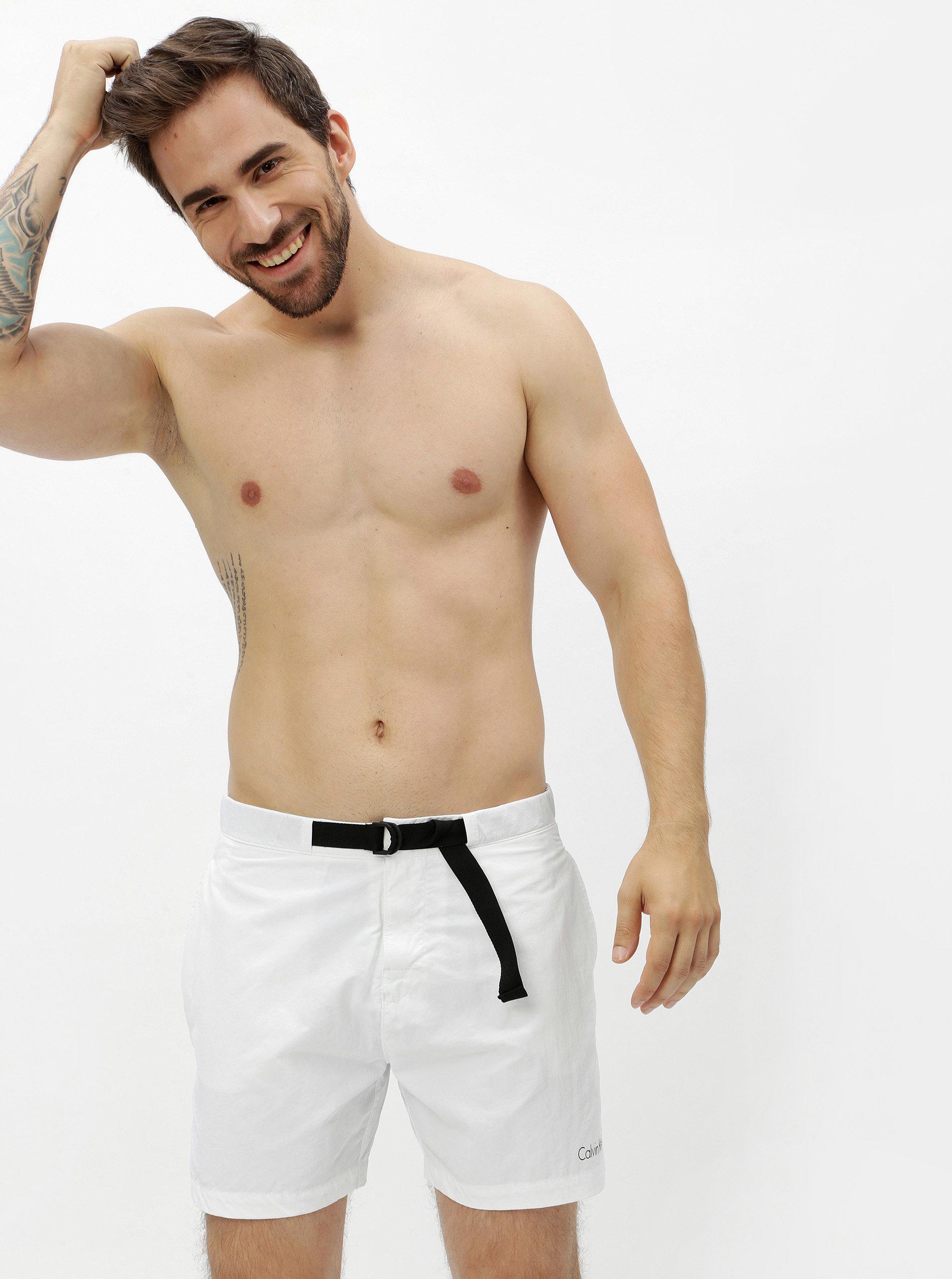299df826e Bílé pánské plavky Calvin Klein Underwear | ZOOT.cz