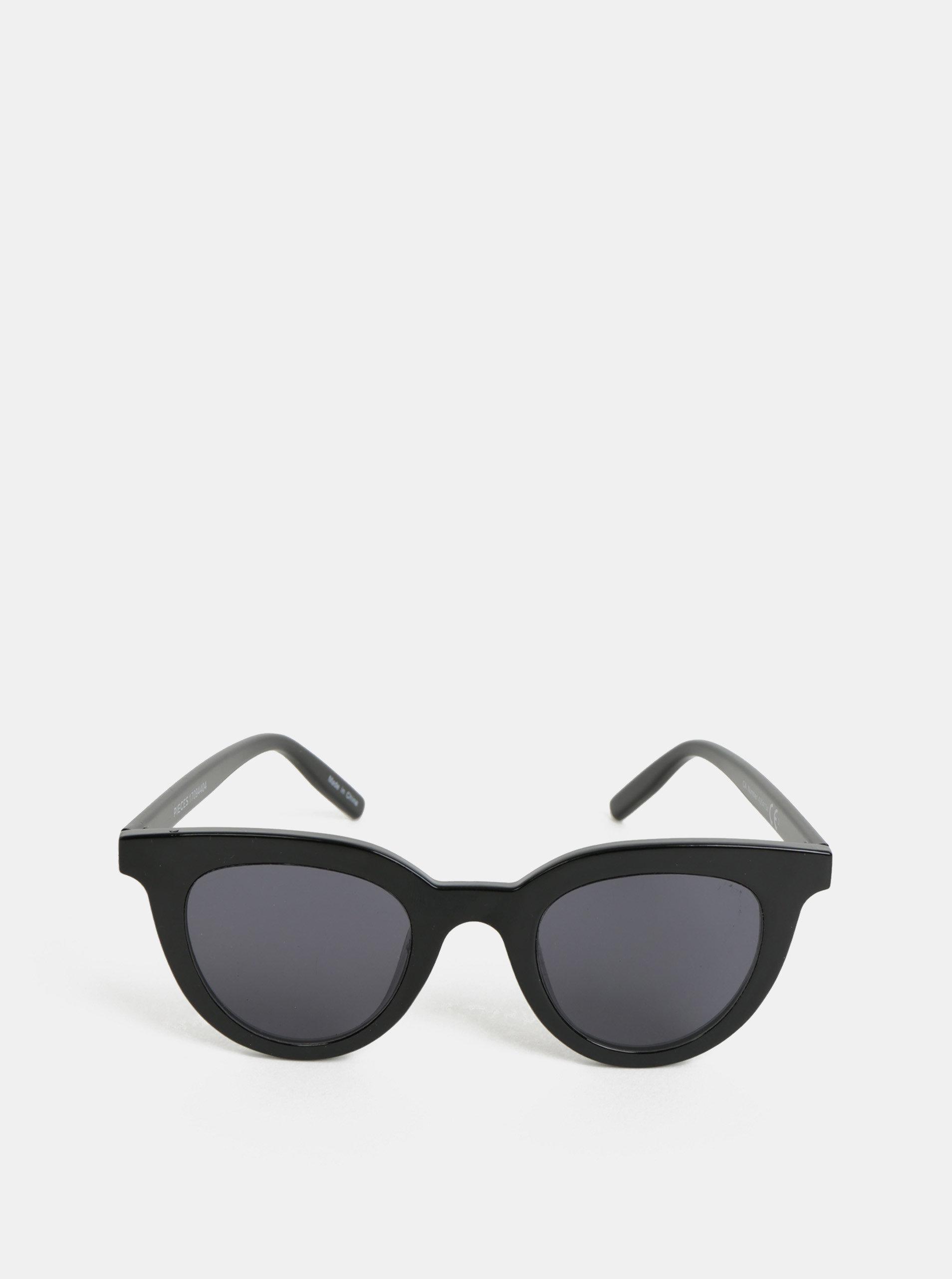 15773ef44 Čierne slnečné okuliare Pieces Bella | ZOOT.sk