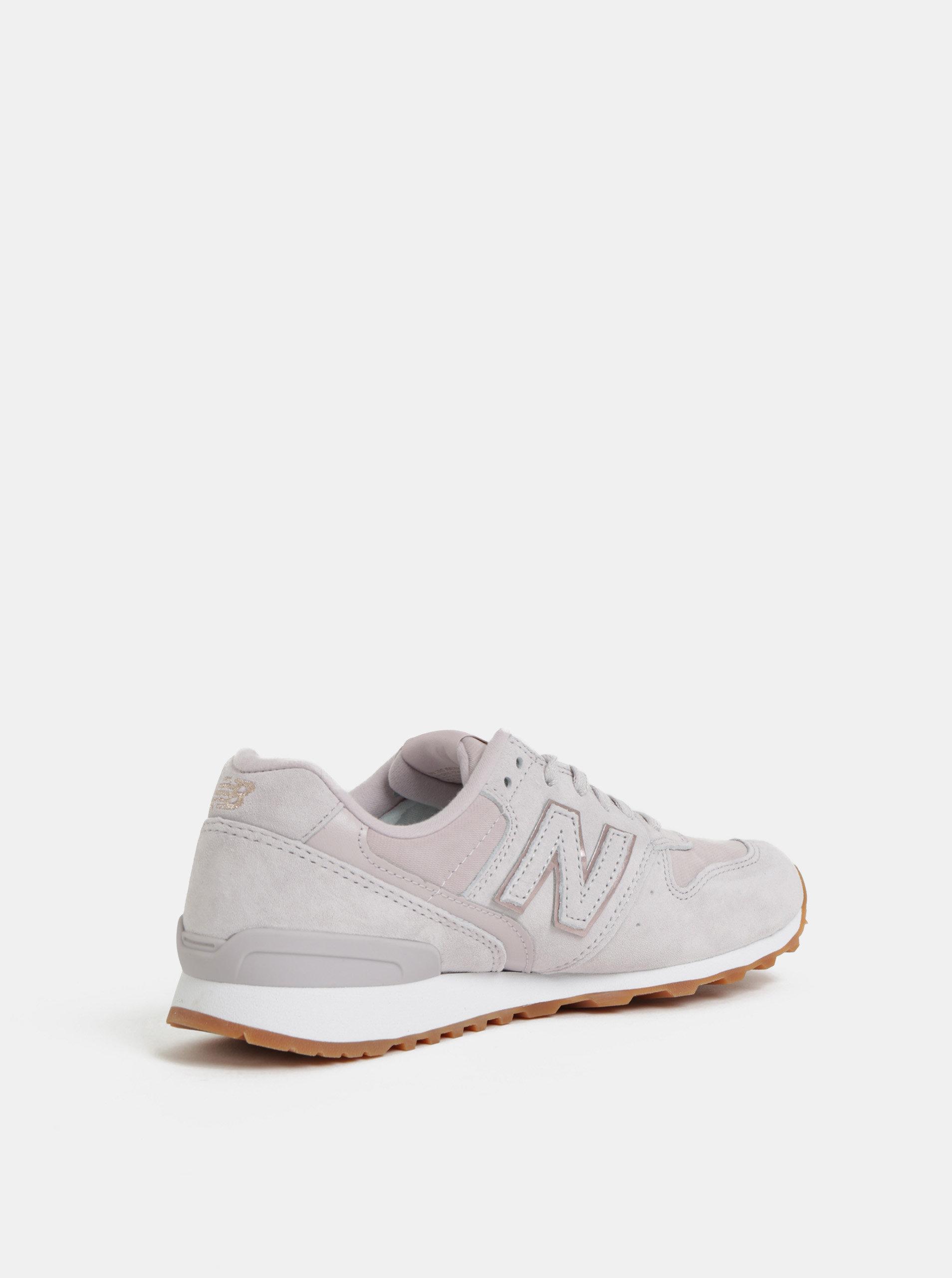 b061aa1ff108 Staroružové dámske semišové tenisky New Balance 996 ...