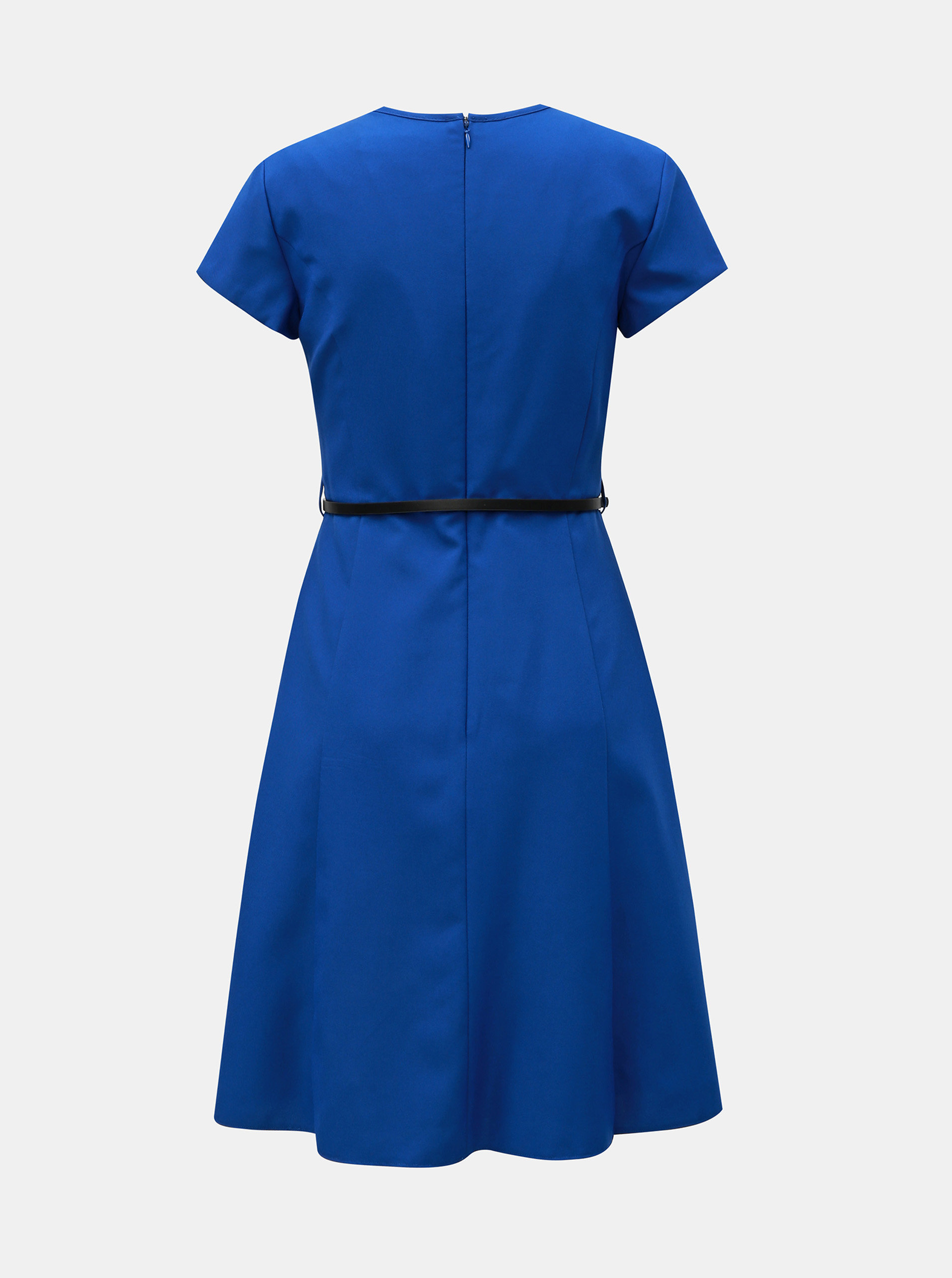 e46965aa2228 Modré šaty s opaskom Dorothy Perkins ...