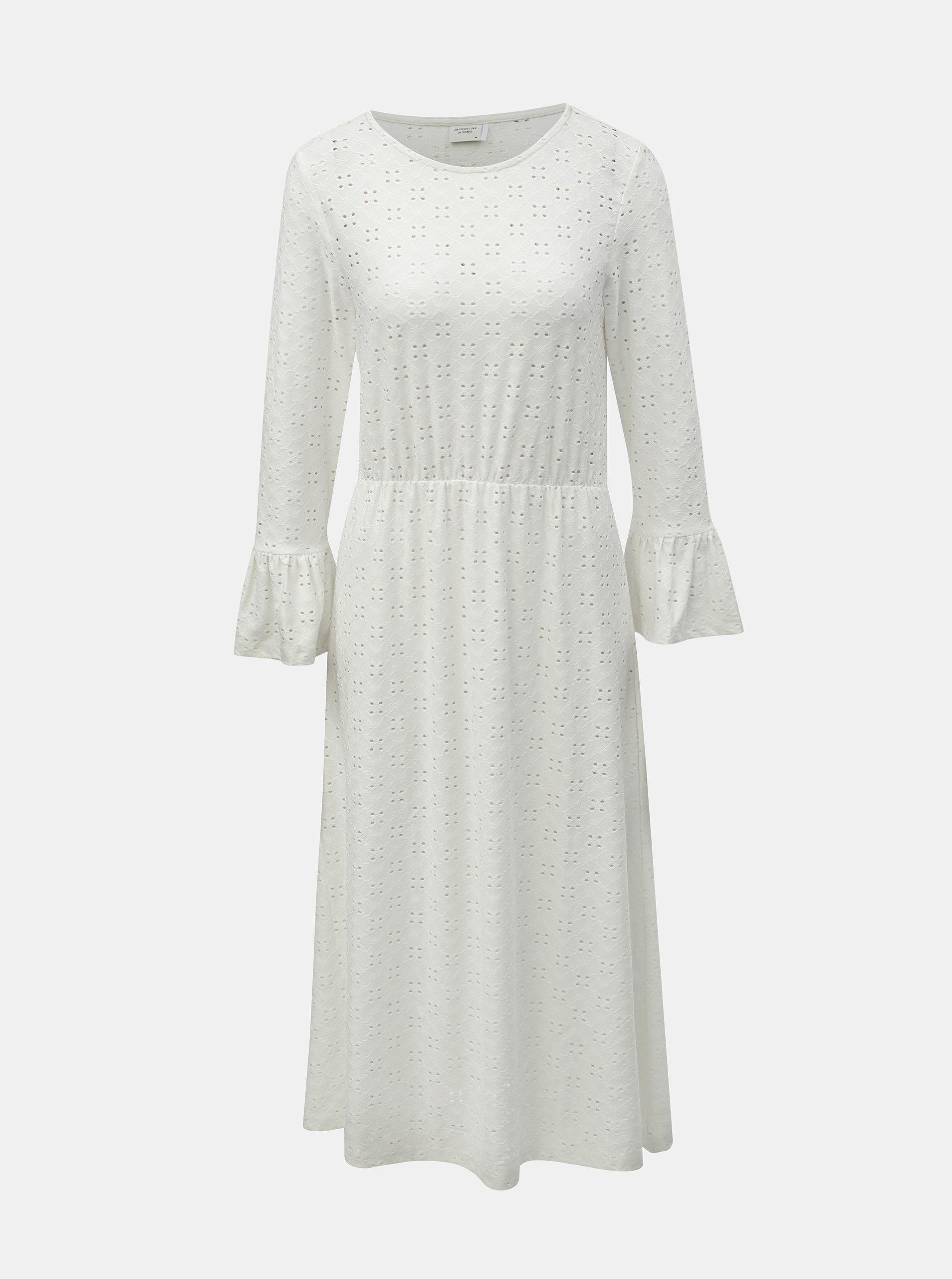 480f062aa24b Biele šaty Jacqueline de Yong Cathinka ...