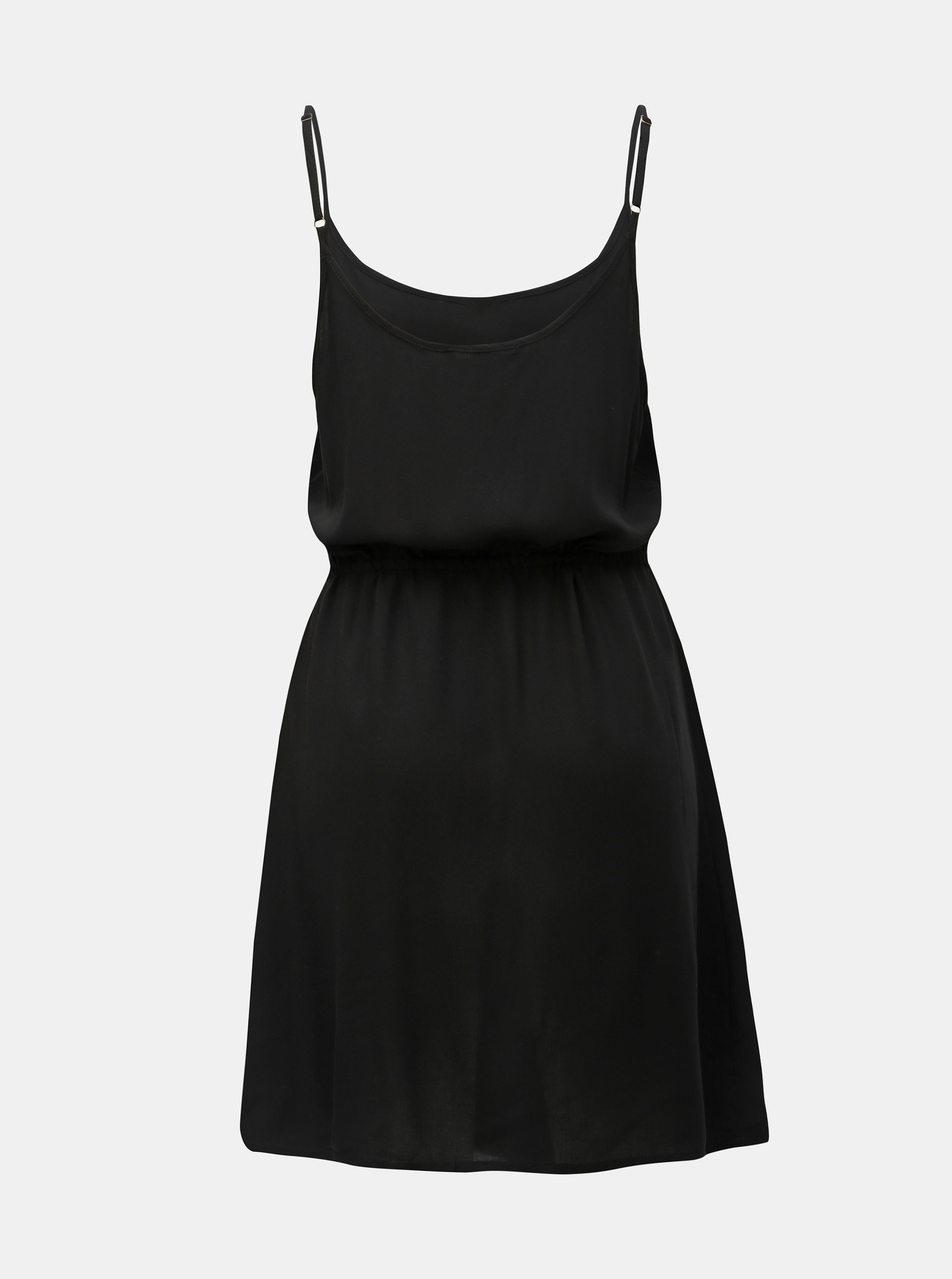 d708c2257d4c Černé šaty VERO MODA Simply ...