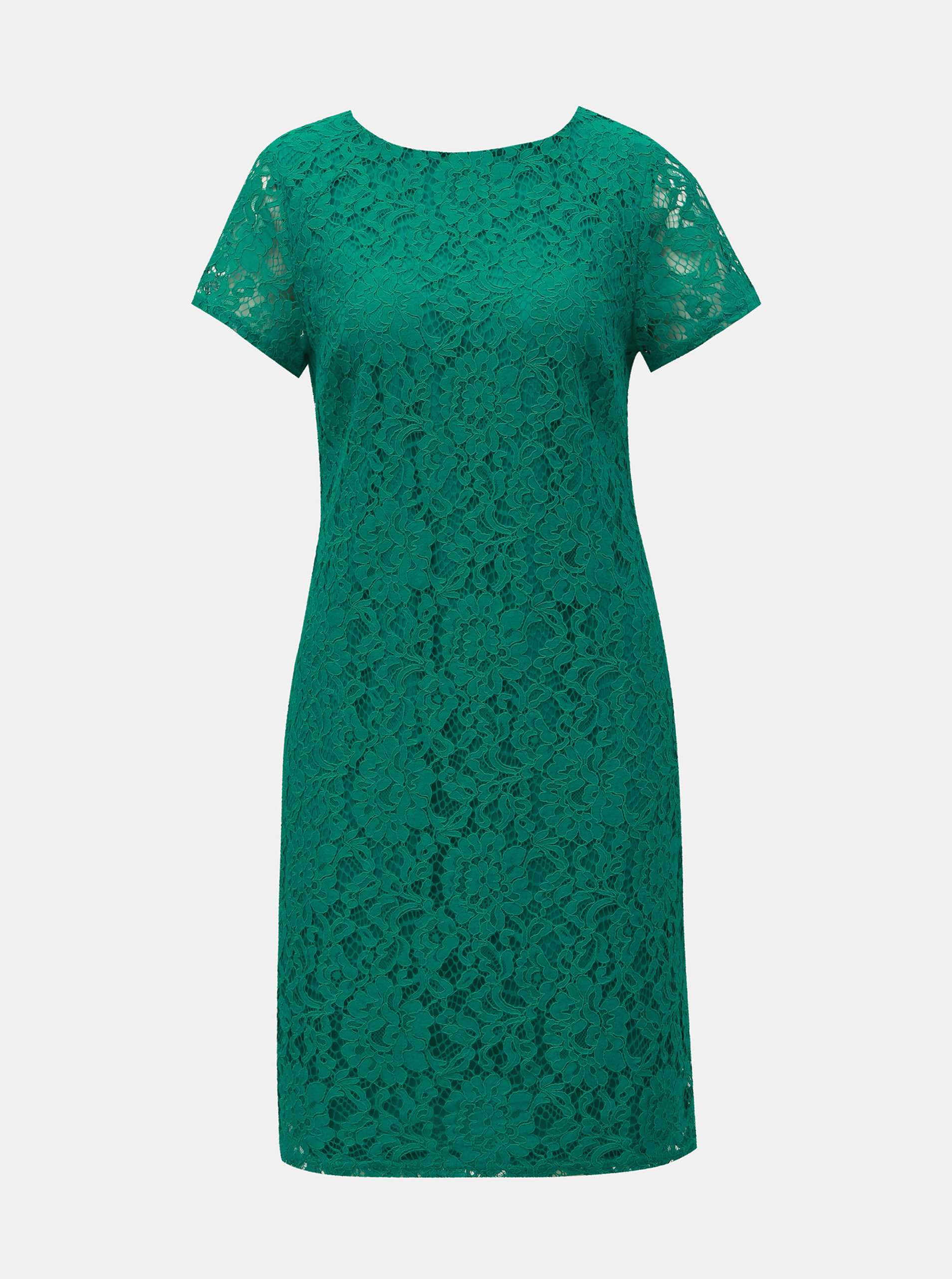 20c23ddc8933 Zelené čipkované šaty Dorothy Perkins ...