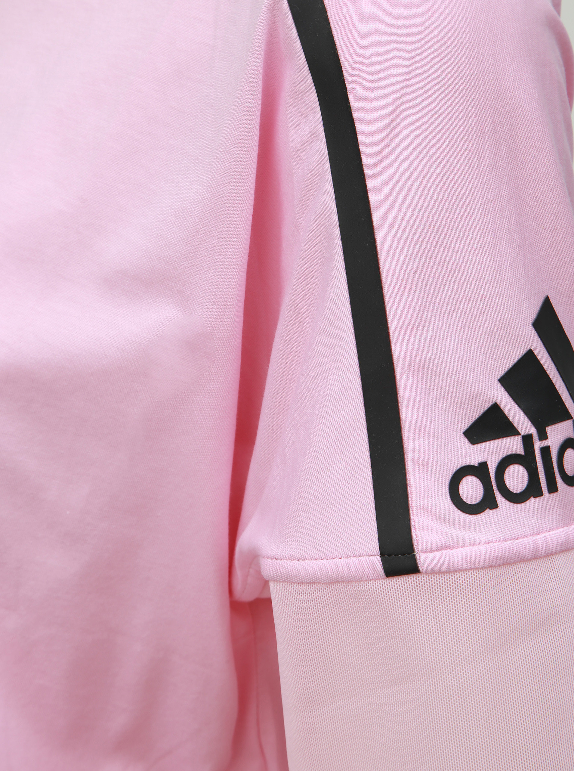 05ae58e1b212 Ružové dámske tričko adidas Performance Trupnk ...