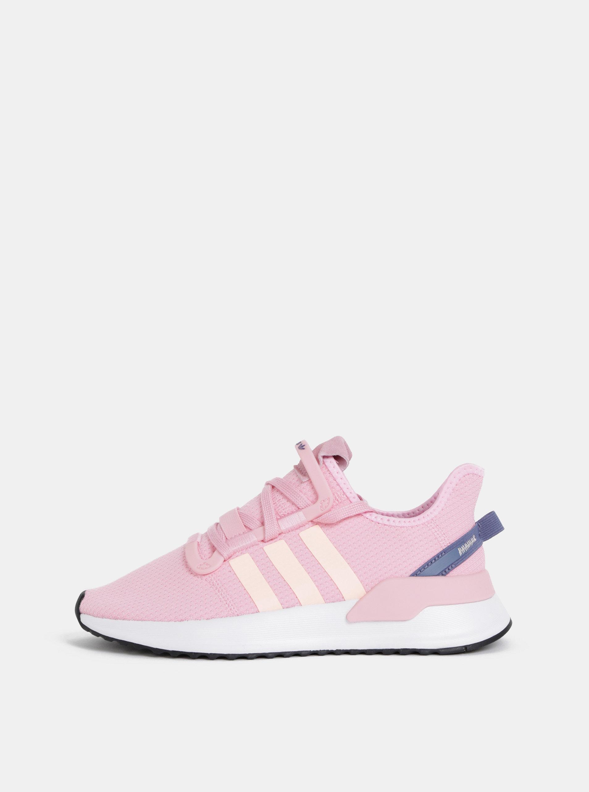 04dde9b16deea Ružové dámske tenisky adidas Originals U_Path Run | ZOOT.sk
