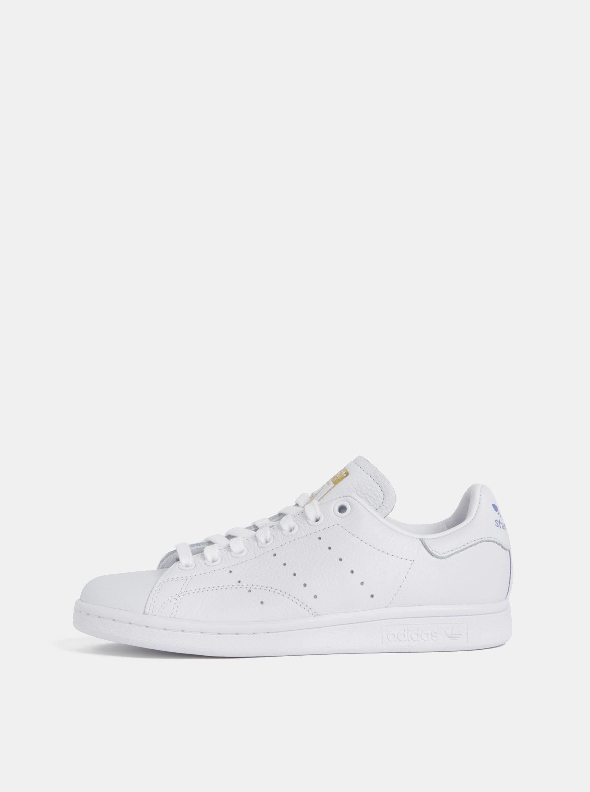 09f00d292e Biele dámske kožené tenisky adidas Originals Stan Smith ...