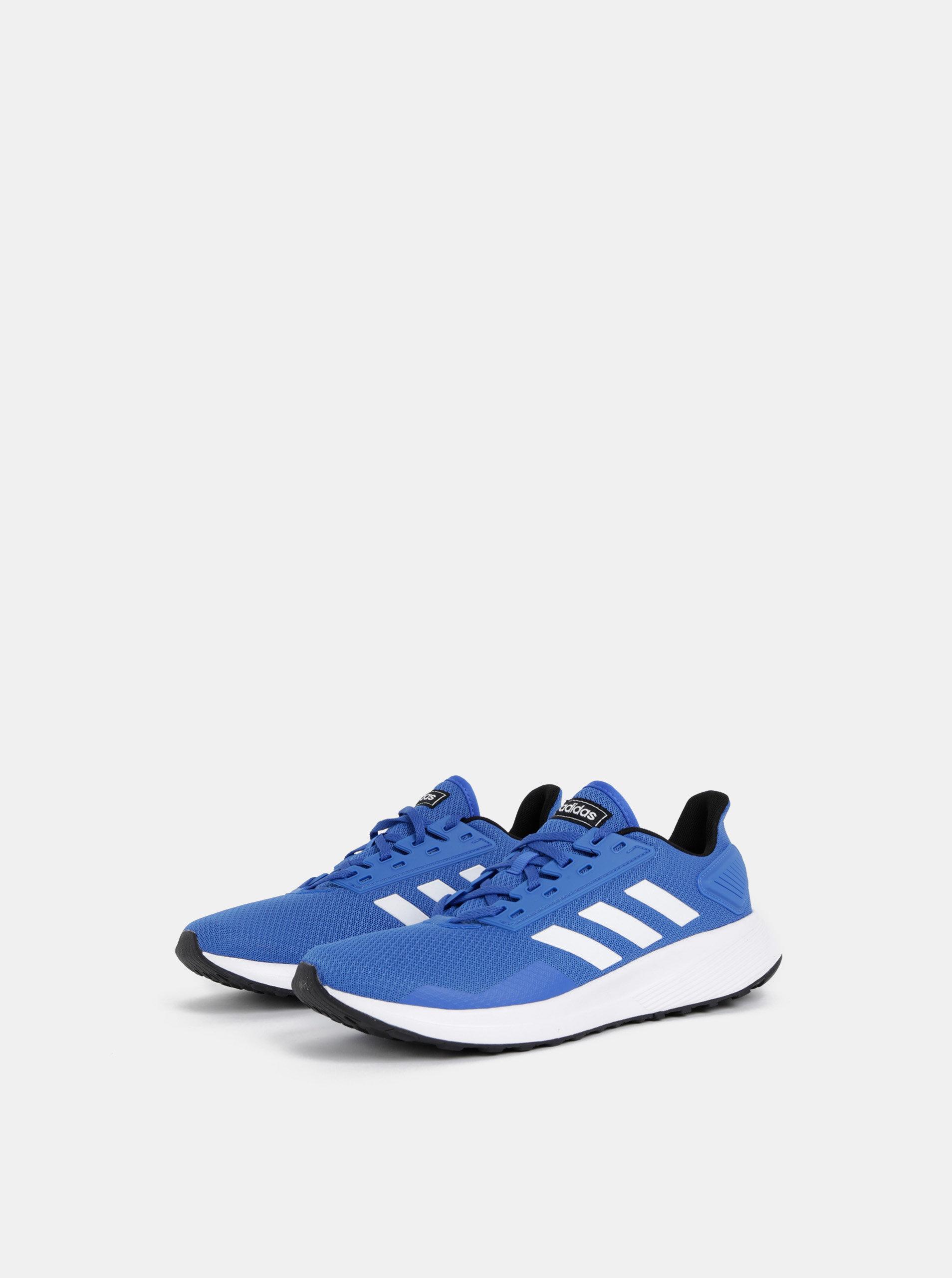 dd0d373876 Modré pánske tenisky adidas CORE Duramo 9 ...