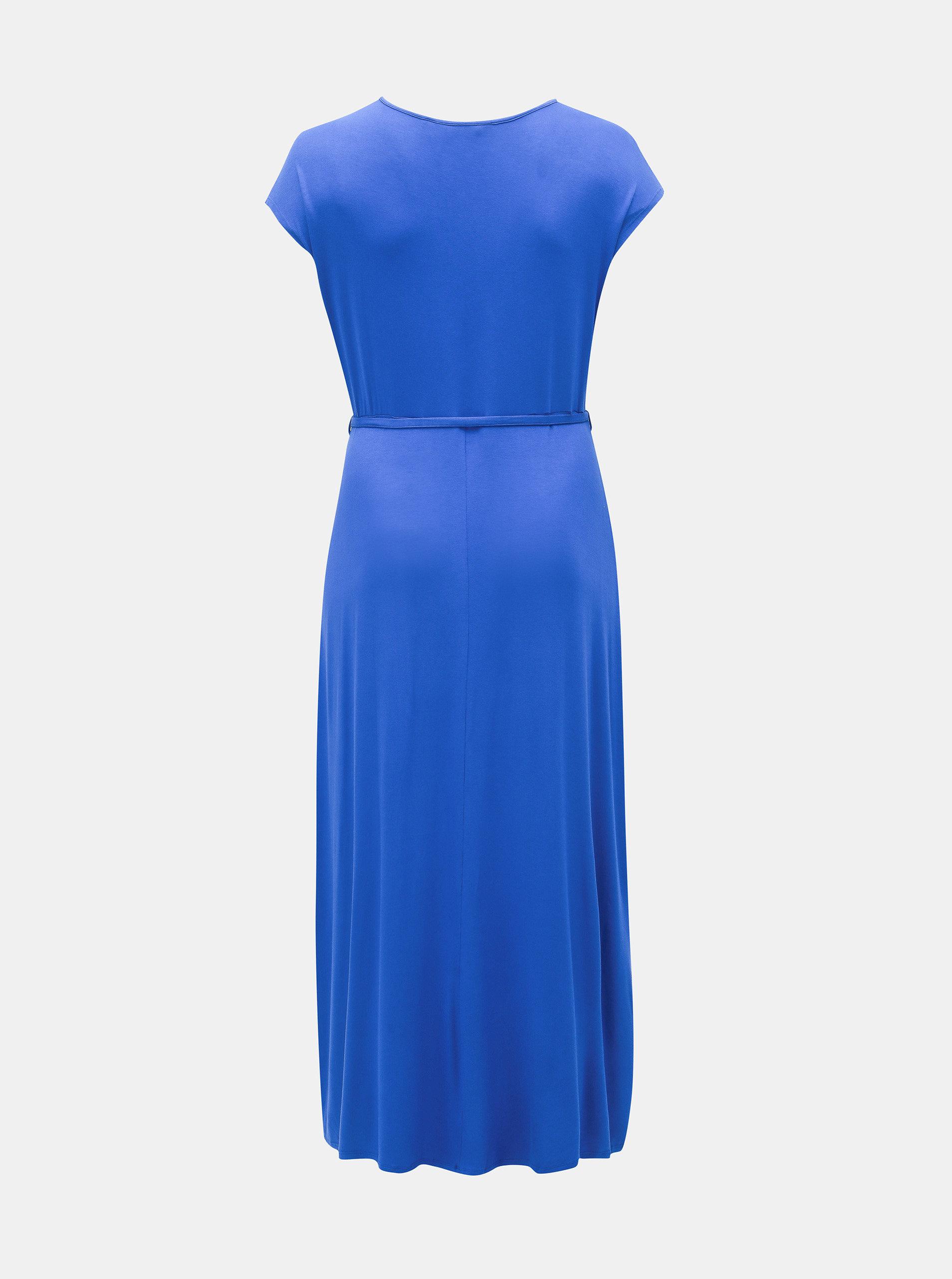 c72d4f953a6c Modré maxišaty Dorothy Perkins Curve ...