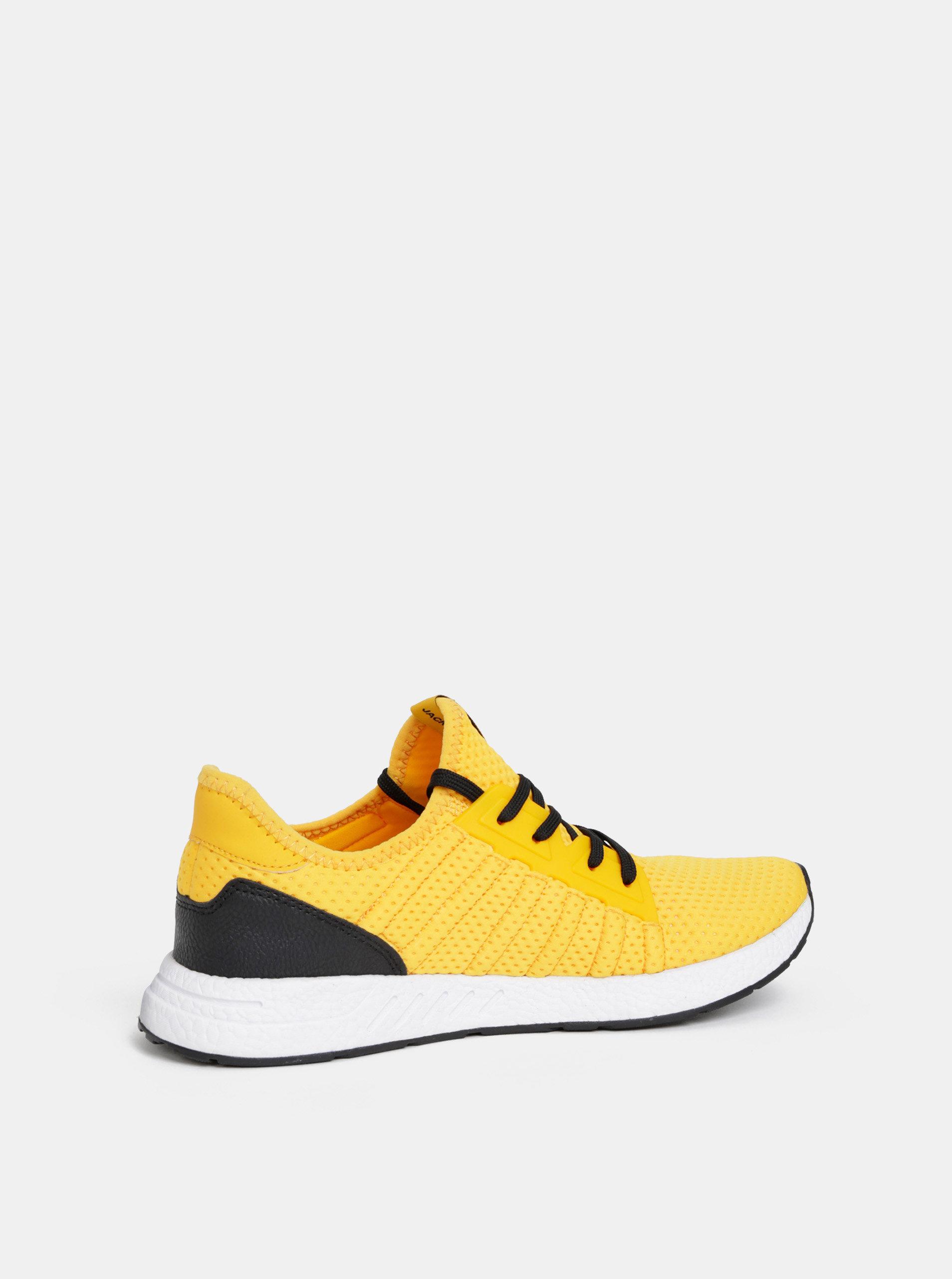 db1bd67b57 Žlté tenisky Jack   Jones Mike ...