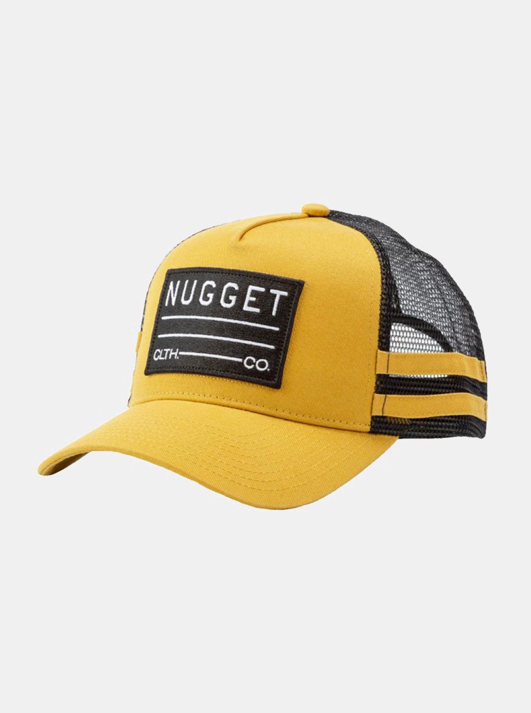 Žlutá pánská kšiltovka NUGGET Slope