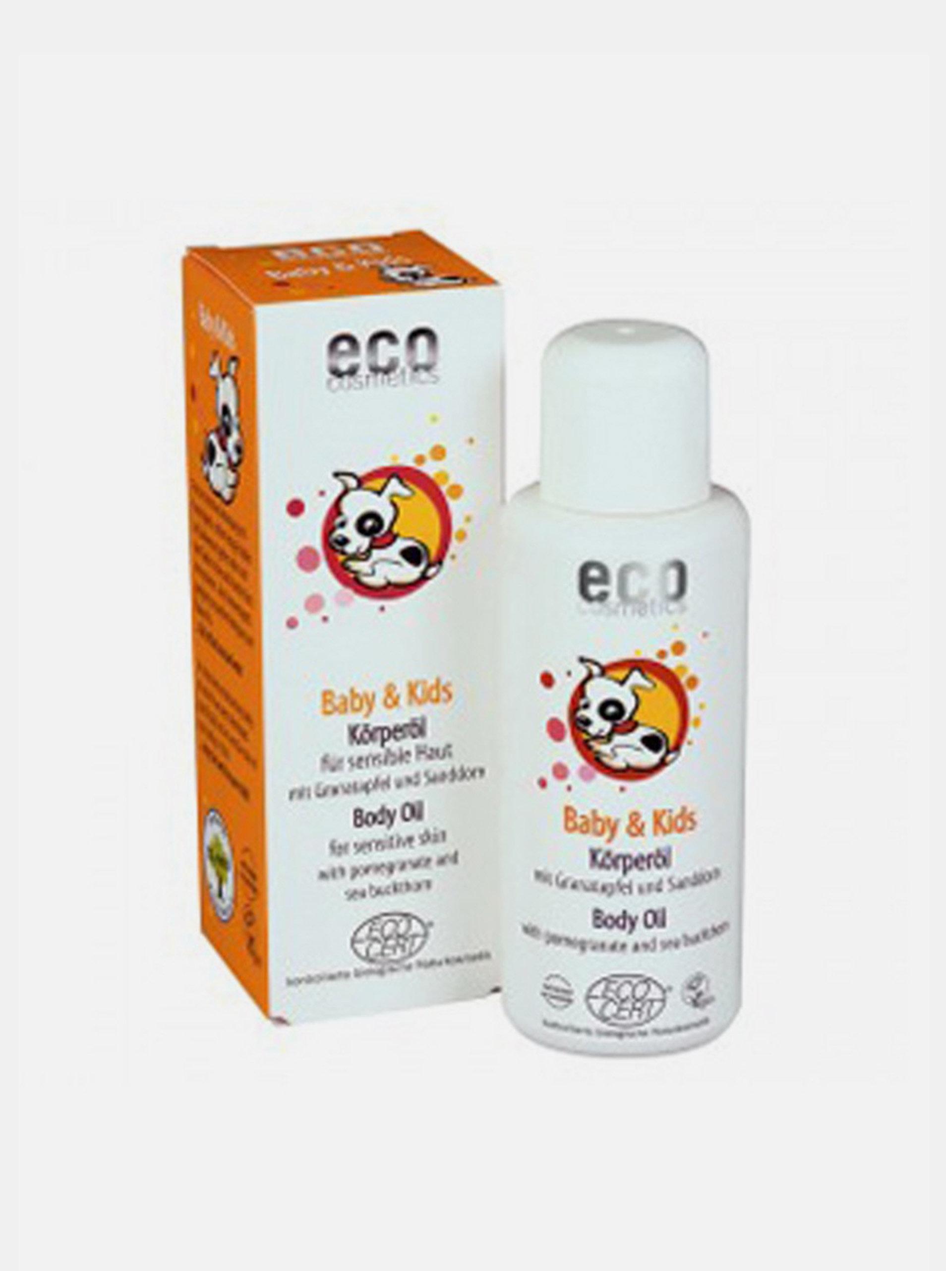Kojenecký a dětský olej BIO 100 ml Eco Cosmetics