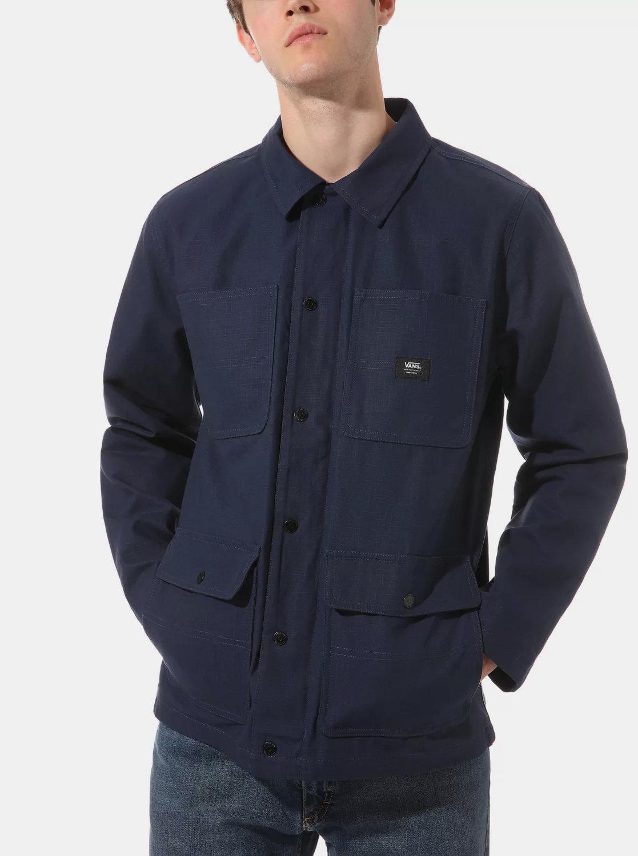 Fotografie Tmavě modrá pánská bunda VANS