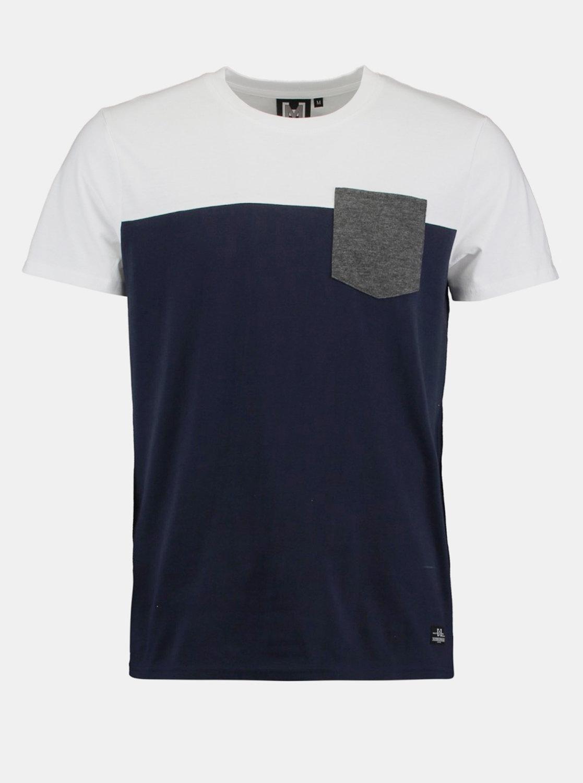 Tmavě modré pánské tričko Haily´s Kyle