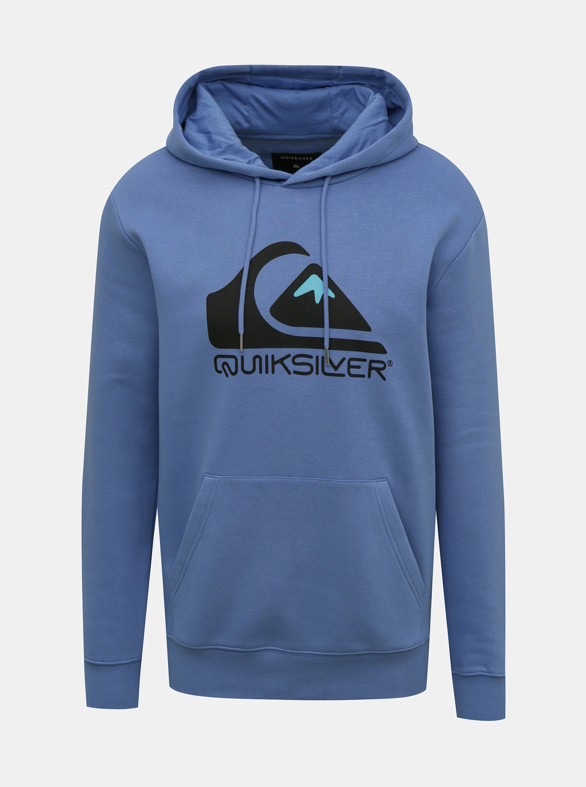 Modrá mikina Quiksilver