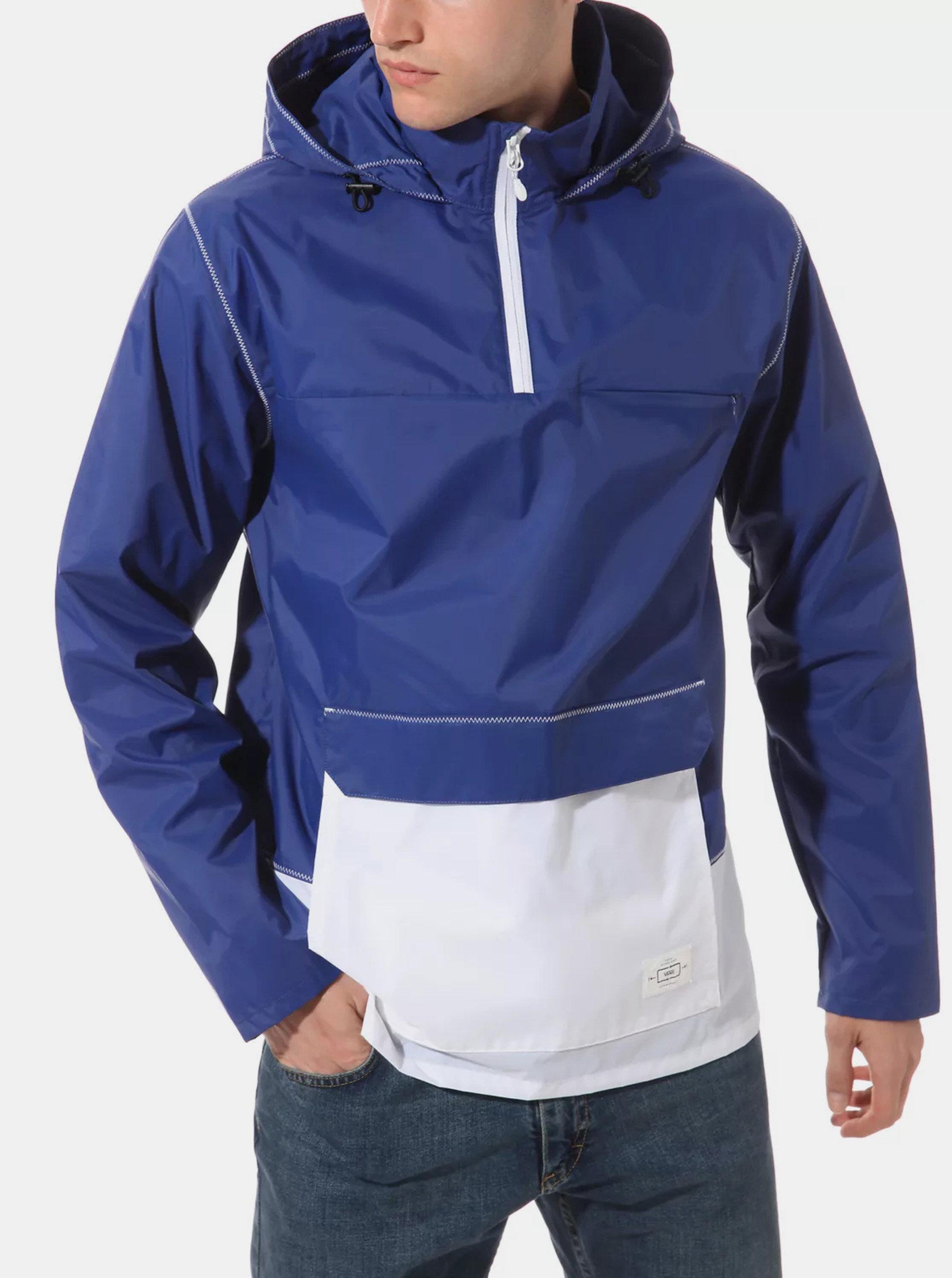 Modrá pánska bunda VANS