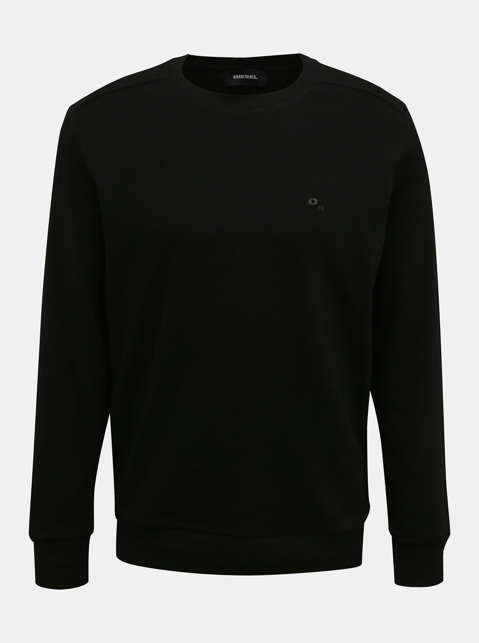 Černý pánský svetr Diesel