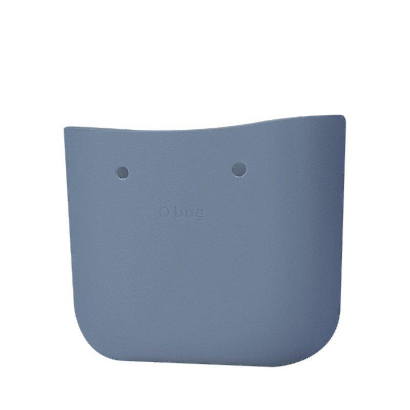 O bag modré tělo MINI Carta Zucchero