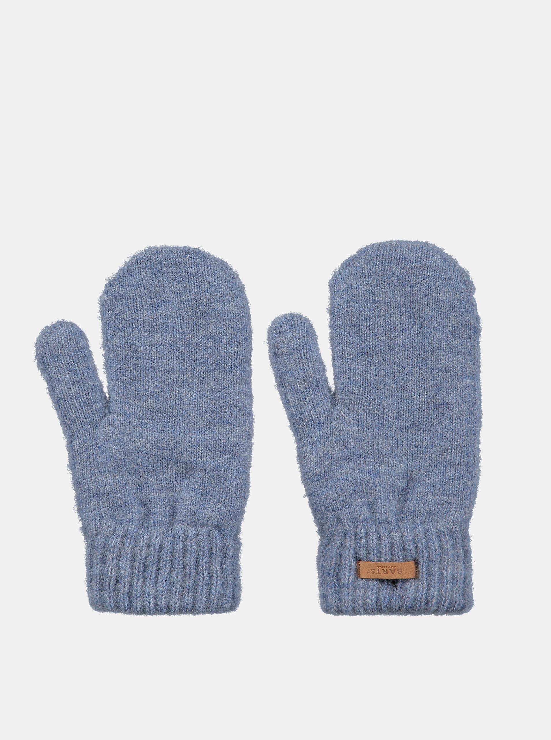Modré dámské rukavice Barts