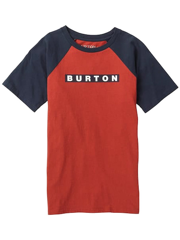 Burton VAULT TANDORI dětské triko s krátkým rukávem - modrá