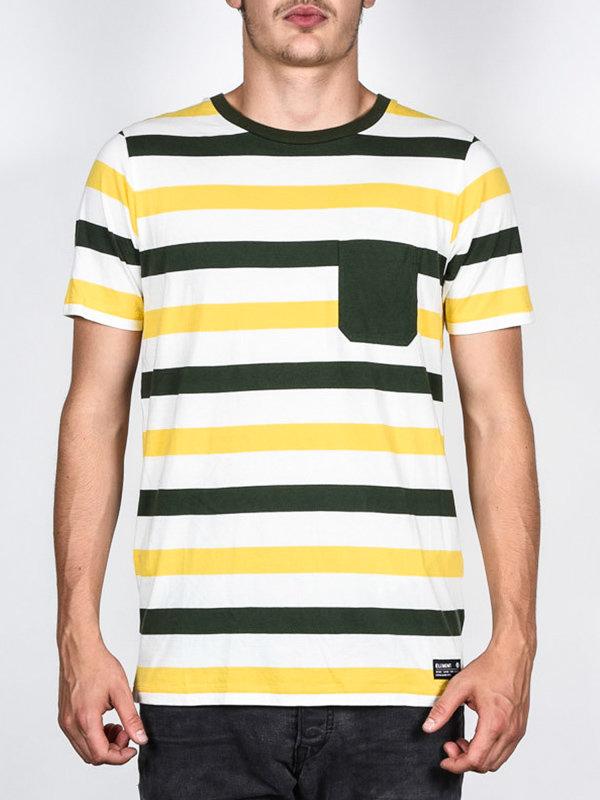 Element SANDLER OLIVE DRAB dětské triko s krátkým rukávem - zelená