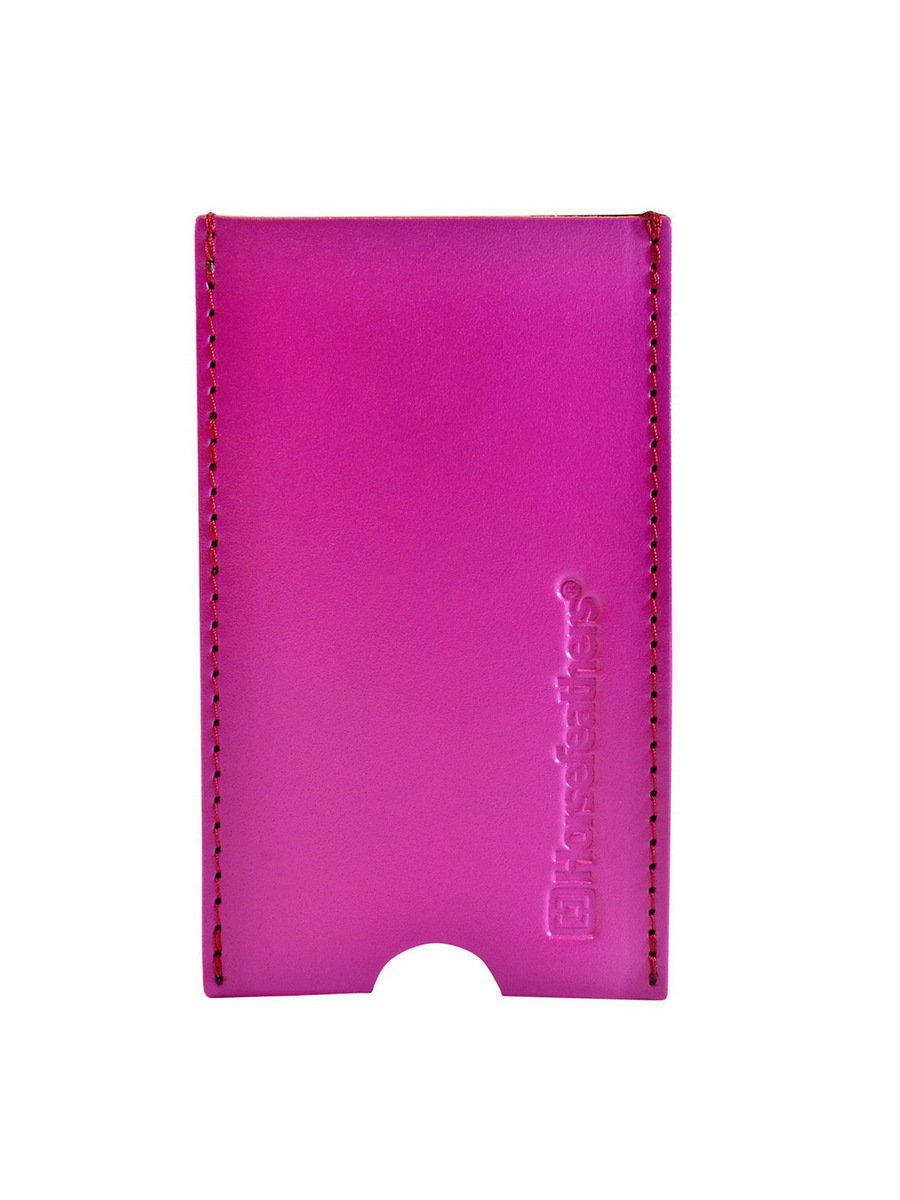 Horsefeathers FLYNN magenta obal na mobil - růžová