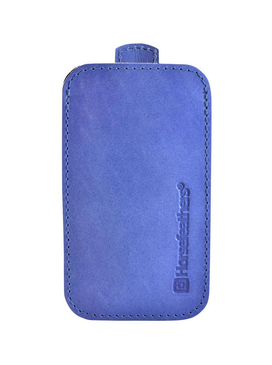 Horsefeathers TODD shady violet obal na mobil - modrá