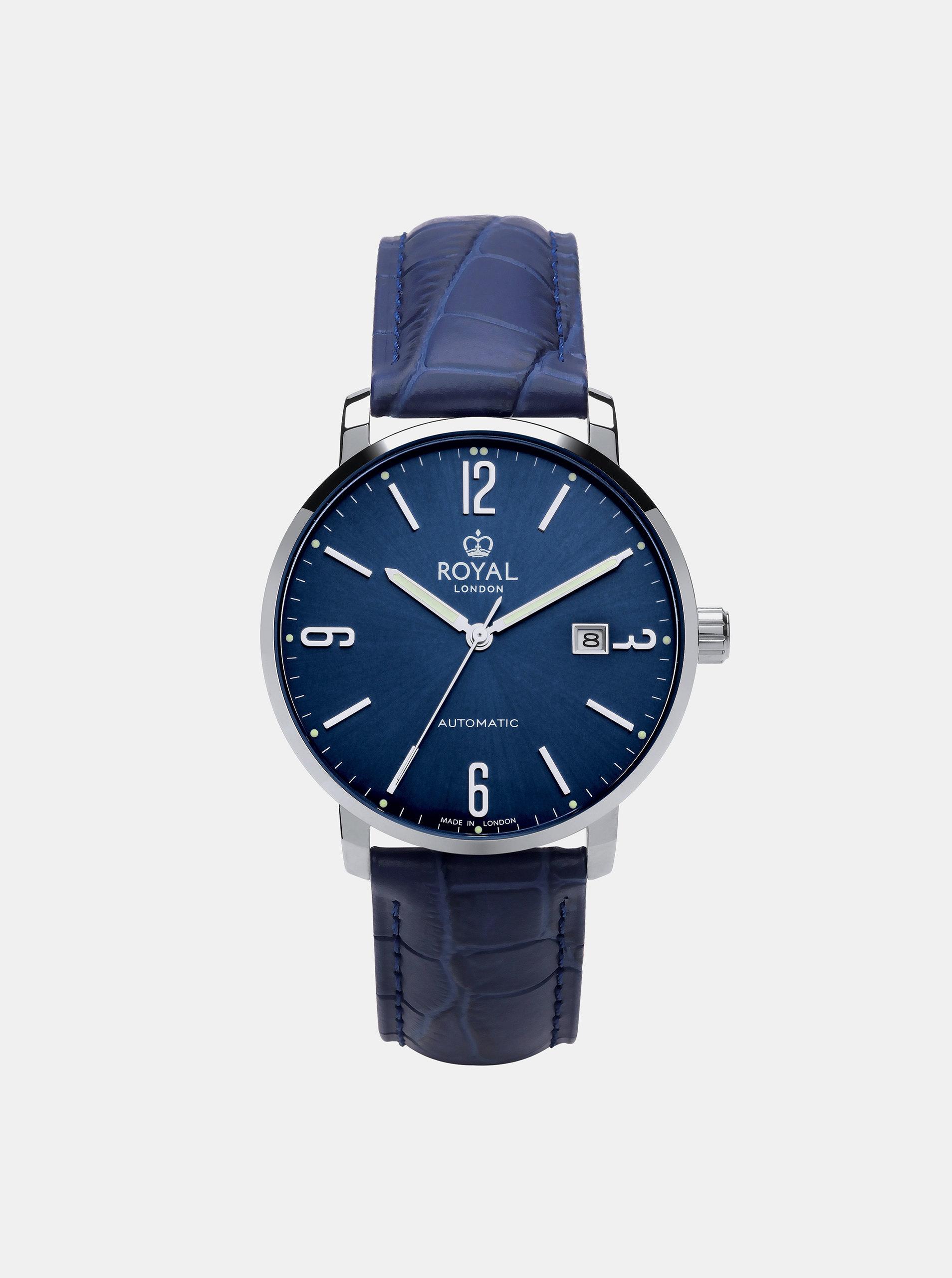 Automatické hodinky Royal London