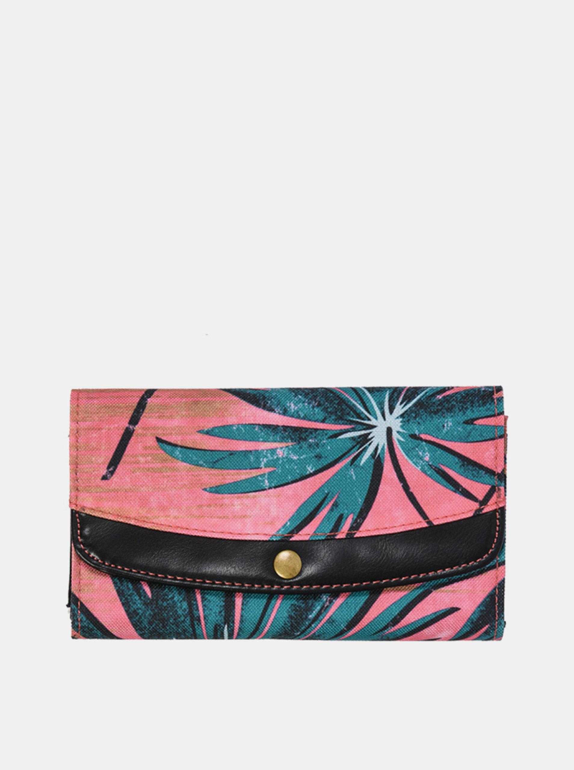 Billabong BLUE LOVE CORAL BAY dámská značková peněženka - černá
