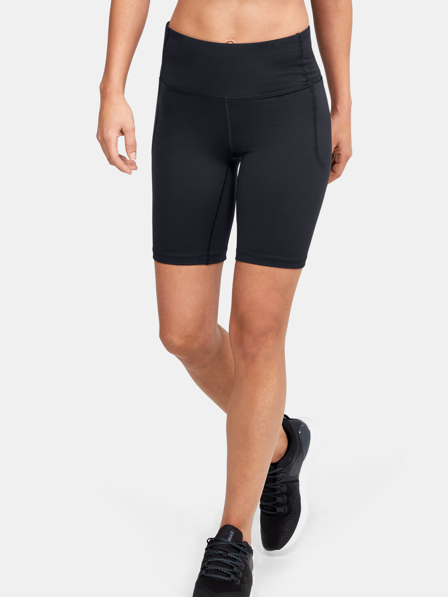 Kraťasy Under Armour UA Meridian Bike Shorts-BLK