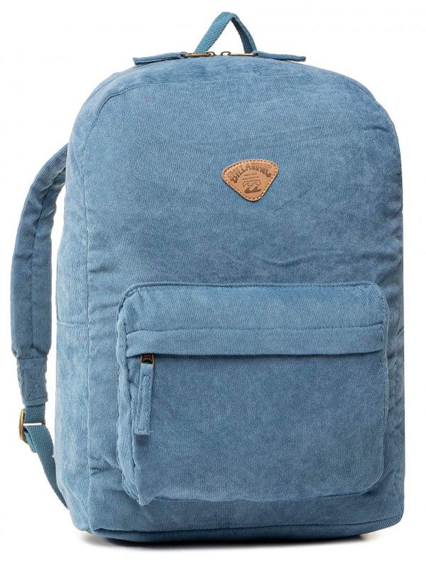 Billabong SCHOOLS OUT CORD DEJA BLUE batoh do školy - modrá