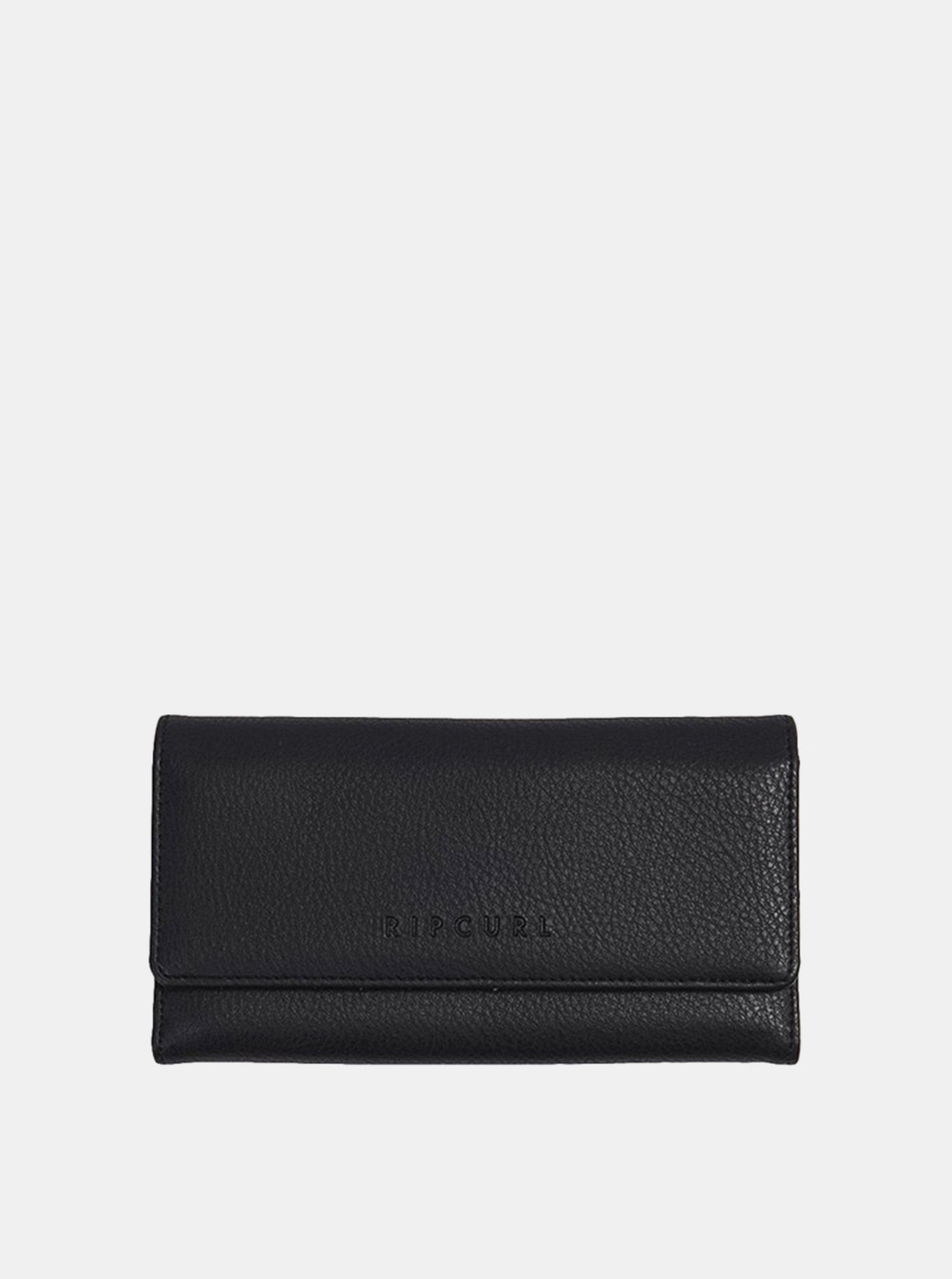 Rip Curl ESSENTIALS II PHONE black dámská značková peněženka - černá