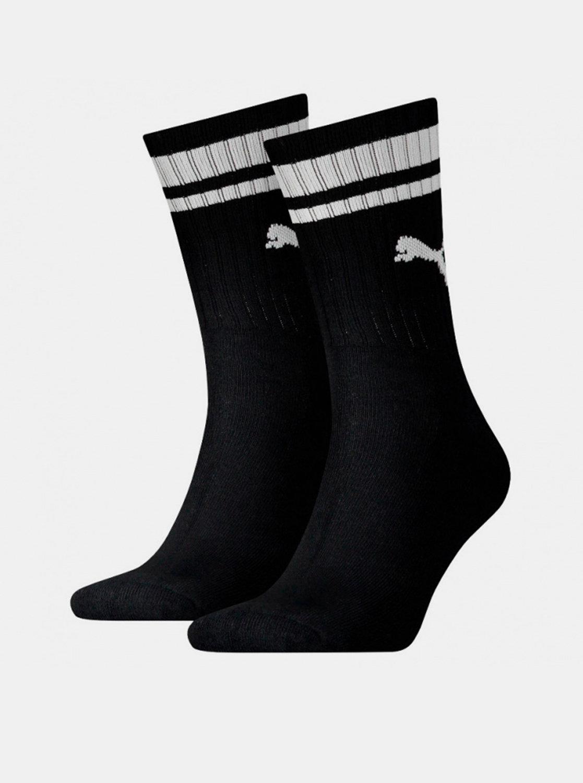 2PACK ponožky Puma černé