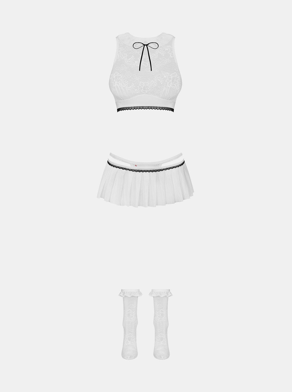 Sexy kostým 833 - CST - Obsessive bílá