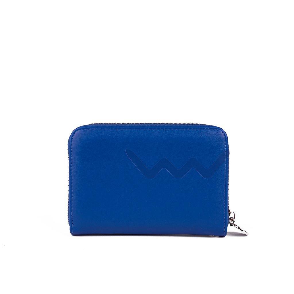 Vuch modrá peněženka Alegra