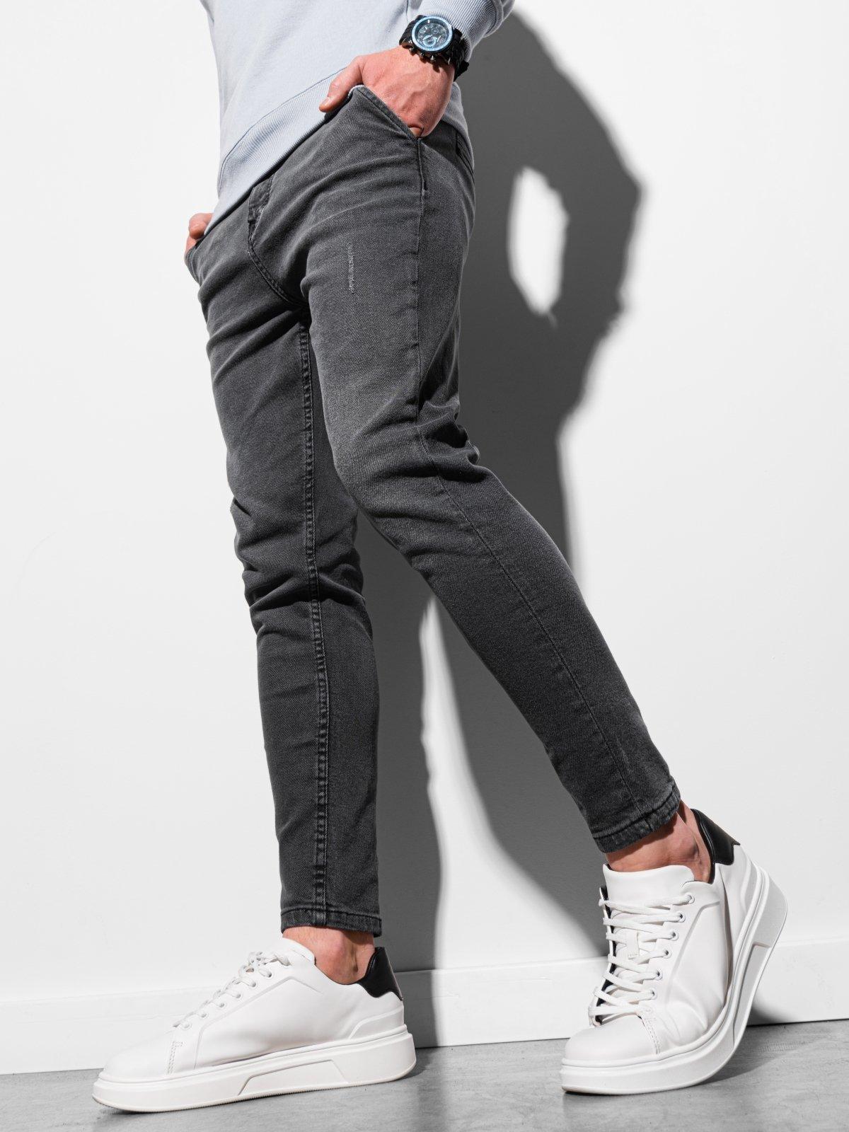 Pánské riflové kalhoty P937 - černá
