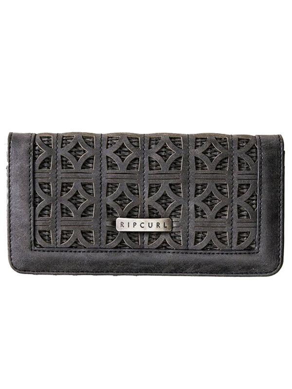 Rip Curl PALM SPRINGS black dámská značková peněženka - černá
