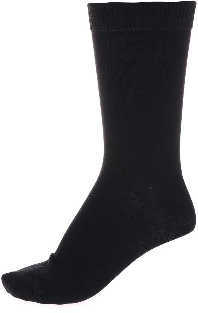 Sada pěti párů černých ponožek ONLY & SONS Dylan | ZOOT.cz
