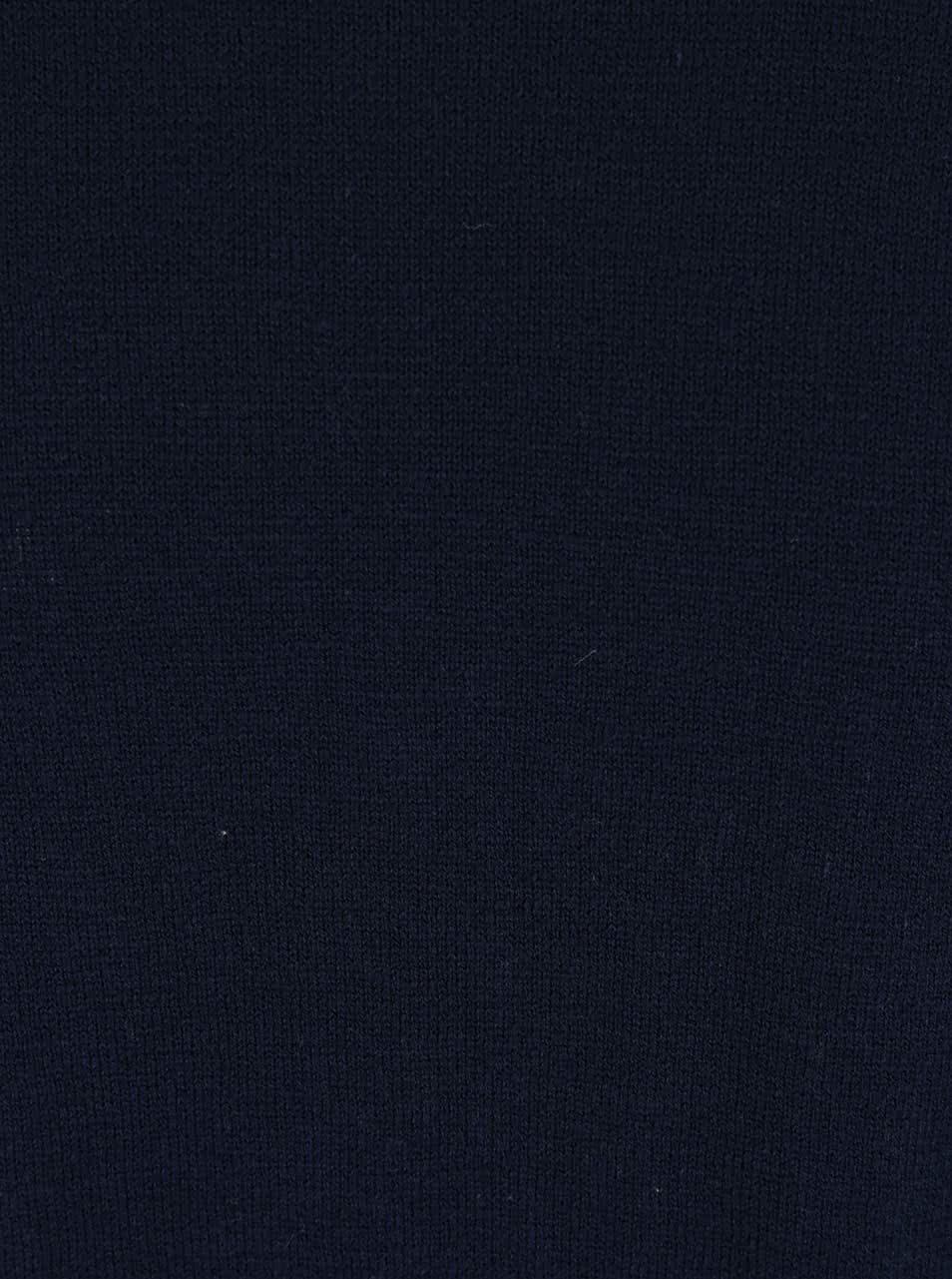Tmavě modrý svetr Tailored & Originals Rassau