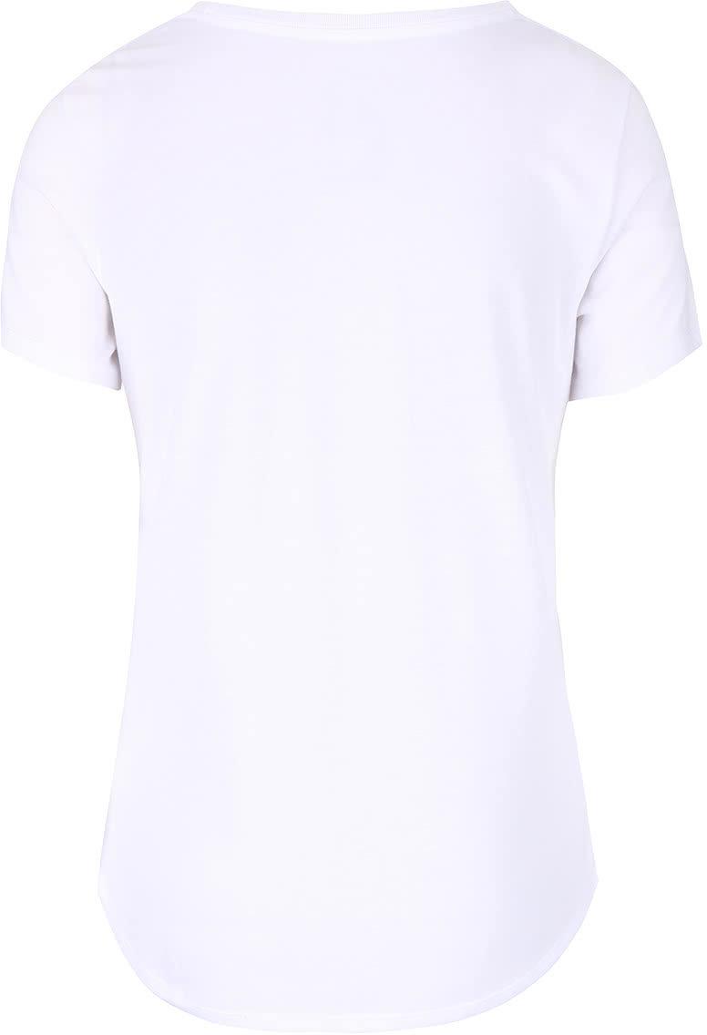 fcdc5f5c5d93 Bílé dámské tričko Nike Tee-Icon Futura ...