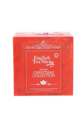 Balení bio čajů English tea shop Červená kostka