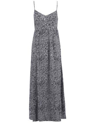 Černo-bílé vzorované šaty ONLY Choice