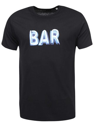 Čierne pánske tričko ZOOT Originál Bar