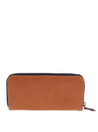 Hnedá peňaženka Pieces Roma