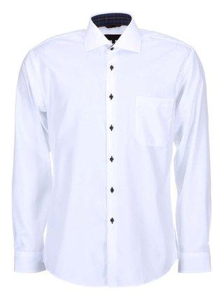 Biela košeľa Seven Seas Fine Twill