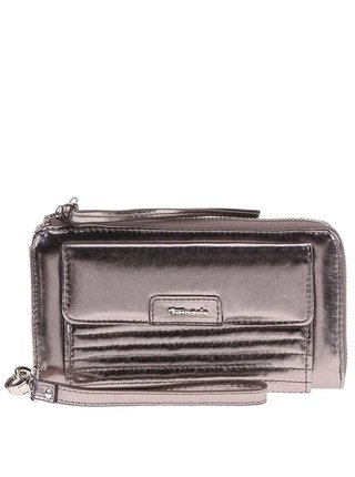 Metalická peňaženka Tamaris Sophie