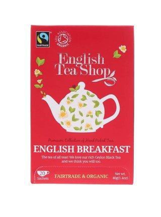 Ceai organic English Breakfast de la English Tea Shop