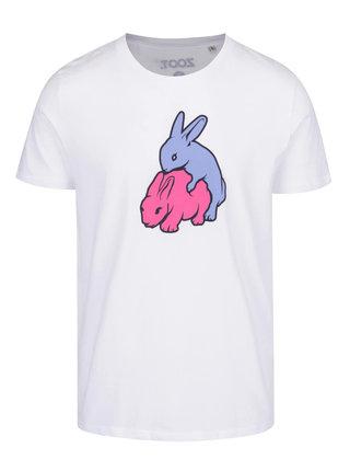 Bílé pánské tričko Studentský Majáles Brno