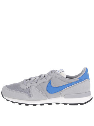 Pantofi sport gri Nike Internationalist